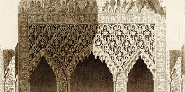 Se desvelan secretos del patio más conocido de la Alhambra